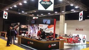 Foto de Rubi presenta sus nuevos productos en Cevisama 2018