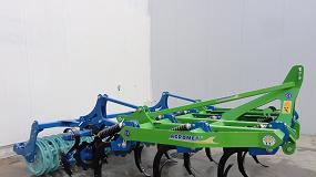 Foto de FIMA 2018: Agromet Ejea renueva su gama de equipos de laboreo para cultivos extensivos e intensivos
