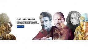 Foto de Isabel Muñoz, Premio Nacional de Fotografía 2016, embajadora de Epson en la campaña 'Esta es mi verdad'