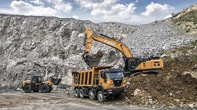 Foto de Case presenta su enfoque de 360º para empresas de construcción en Intermat 2018