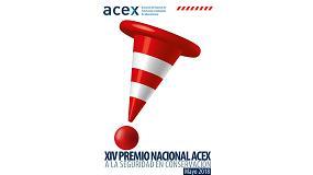 Foto de Convocada la XIV edición del Premio Nacional Acex a la Seguridad en la Conservación 2018