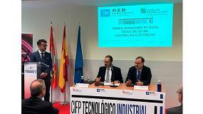 Fotografia de Red Eléctrica y la Junta de Castilla y León se unen en un proyecto de formación profesional dual