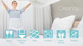 Foto de Cleanity se expande al canal Horeca con soluciones adaptadas al sector Hotelero