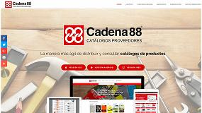Foto de Ehlis presenta la nueva App 'Catálogos de proveedores Cadena 88'