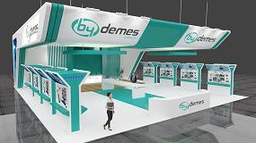 Foto de By Demes Group vuelve a Sicur con nuevas tecnologías