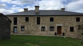 Foto de Rehau instala un sistema de climatización radiante para la rehabilitación de una casa rural en San Ciprián, Lugo