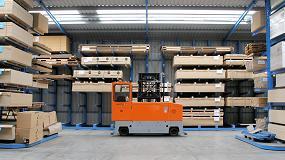 Foto de Gedimat Laboissiere: menores daños a los productos almacenados