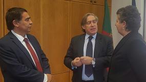 Foto de España y Portugal analizan aspectos transfronterizos en materia de gestión pesquera
