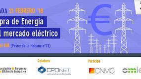 Foto de A3e organiza la Jornada 'Compra de energía en el mercado eléctrico'