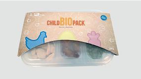 Foto de Innovador envase que calienta de forma homogénea platos preparados saludables para niños