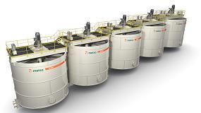 Foto de Metso se consolida como proveedor de referencia de equipos de flotación en la Faja Pirítica Ibérica