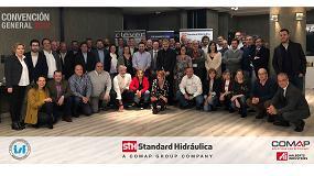 Foto de Standard Hidráulica celebra su Convención General 2018