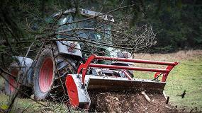 Foto de FIMA 2018: Ventura subraya la innovación de su gama de maquinaria forestal y para biomasa