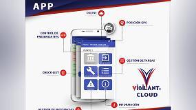 Foto de Vigilant presenta en Sicur 2018 Vigilant Cloud, un nuevo concepto de la gestión operativa de los servicios