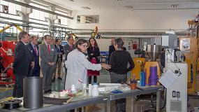 Foto de El presidente de la CEV anima a las empresas a apostar firmemente por la innovación