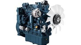 Foto de Kubota desvela en Intermat sus últimas innovaciones en motores