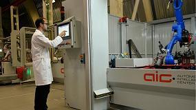 Foto de AIC pone en marcha el primer centro de competencia de fabricación avanzada