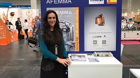 Foto de Afemma y la industria española de maquinaria y tecnología, a punto para FIMMA-Maderalia