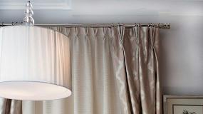 Foto de La cortina de tejido tradicional aumenta los beneficios del sector textil