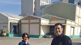 Foto de El Consorcio de Bomberos de Valencia recibe trajes de entrenamiento de DuPont