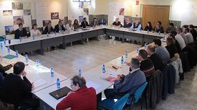 Foto de Ascer y las centrales sindicales constituyen la mesa negociadora del convenio colectivo