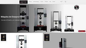 Picture of Hoytom presenta su nueva web