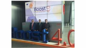 Foto de Innovalia lidera el proyecto Boost 4.0 para mejorar la competitividad del sector automoción a través del Big Data
