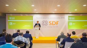 Foto de SDF presenta resultados y nuevos proyectos en su reunión anual de concesionarios 2018