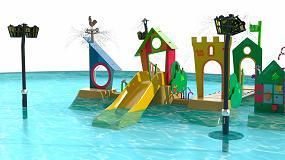 Picture of Isaba presenta 'iBaby', un juego para piscinas que no requiere obra para su instalación