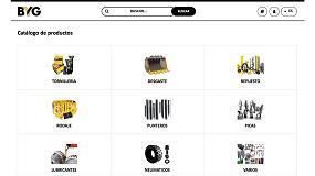 Foto de BYG pone en marcha su nueva tienda online