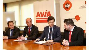 Foto de Avia y EDP instalarán cinco nuevos puntos de recarga rápida en Asturias
