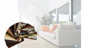 Foto de exlabesa diseña una nueva carta de acabados para sus series de PVC