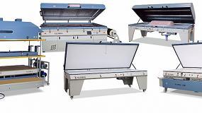 Foto de Global Vacuum Presses exhibe en Fimma sus nuevas prensas de vacío con calentamiento