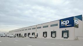 Foto de ICP Logística amplía sus instalaciones de Meco