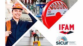 Foto de Ifam presenta en Sicur 2018 su amplia gama dedicada a la seguridad industrial