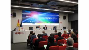 Foto de Jornada informativa sobre gestión global de la seguridad de productos químicos