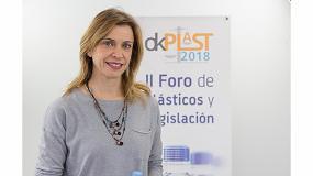 Foto de Entrevista a Ana Pascual, coordinadora del Foro de Plásticos y Legislación, okPLAST
