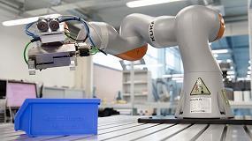 Foto de IK4-Tekniker participa en un proyecto que mejora procesos logísticos gracias a la robótica