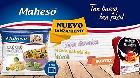 Foto de Cous Cous con Quinoa y Verduras, nuevo lanzamiento de Maheso