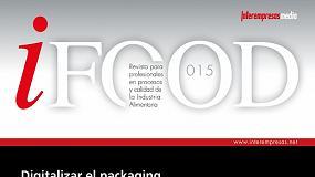 Foto de 'Interempresas Industria Alimentaria' se renueva y se convierte en 'iFOOD'