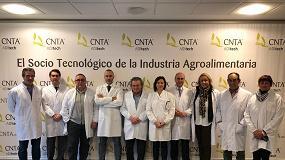 Foto de Representantes de la Comisión de Agricultura, Pesca y Alimentación visitan CNTA