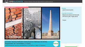 Foto de Mapei organiza la jornada técnica 'Refuerzo estructural en fábricas de ladrillo. Reparación de Chimeneas'