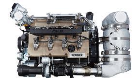 Foto de Kohler muestra en Intermat sus últimos avances en motores Stage V