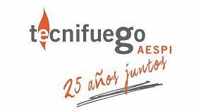 Foto de Tecnifuego-Aespi celebra el 25 aniversario desde la unión de Tecnifuego y Aespi