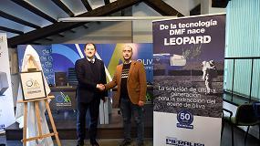 Foto de El Gruppo Pieralisi se convierte en el patrocinador principal del Centro de Interpretación 'Olivar y Aceite'