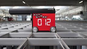 Foto de Swisslog, el mayor experto mundial en integración de AutoStore