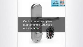 Foto de Ponencia sobre control de accesos en nuevas modalidades de alojamiento turístico
