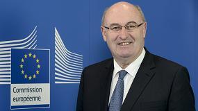 Foto de Phil Hogan, comisario europeo de Agricultura y Desarrollo Rural