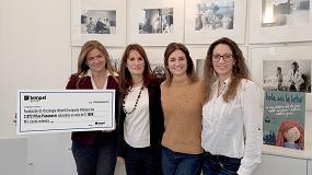 Foto de Tempel Group colabora con la Fundación Enriqueta Villavecchia