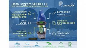 Foto de Lacroix Sofrel lanza su nueva gama de data loggers Sofrel LX